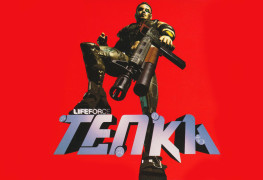 Lifeforce Tenka soundtrack
