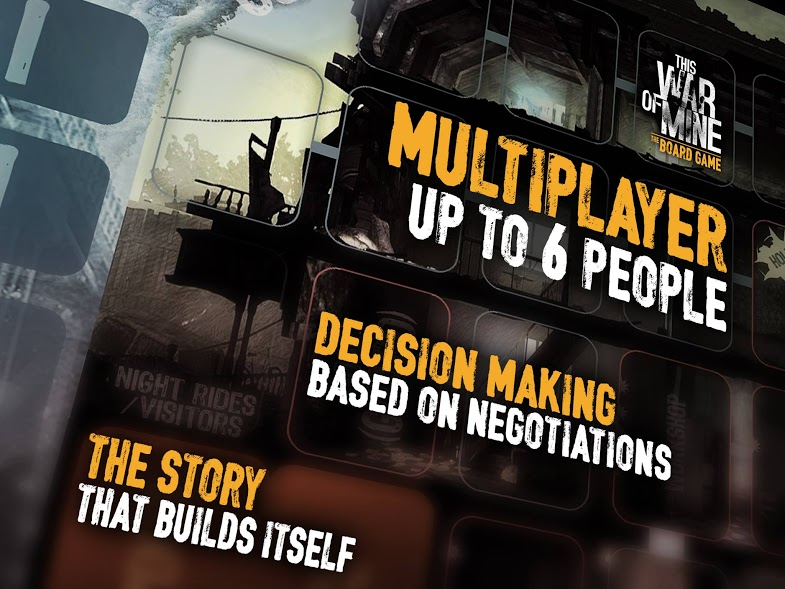 This War of Mine The Boardgame