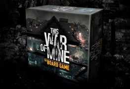This War of Mine The Boardgame - GRA PLANSZOWA