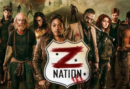 Z-Nation - serial o zombie - recenzja sezon 1