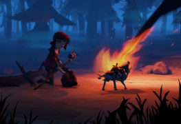 The Flame in the Flood - Pamiętniki Scout
