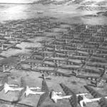 Convair B-36 Peacemakers w Davis-Monthan Air Force Base AMARG