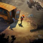 Ezop i Scout z gry The Flame in the Flood