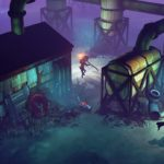 Opuszczone fabryki z gry The Flame in the Flood