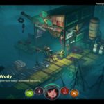 Przystań, dok z gry The Flame in the Flood