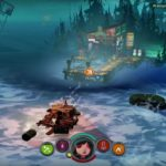 Rwący potok w grze The Flame in the Flood
